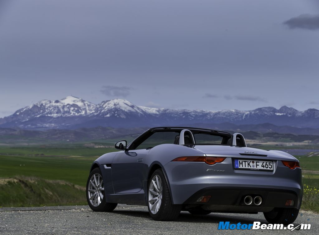 Jaguar F-Type First Impressions