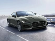 Jaguar F-Type Heritage 60 Edition Front