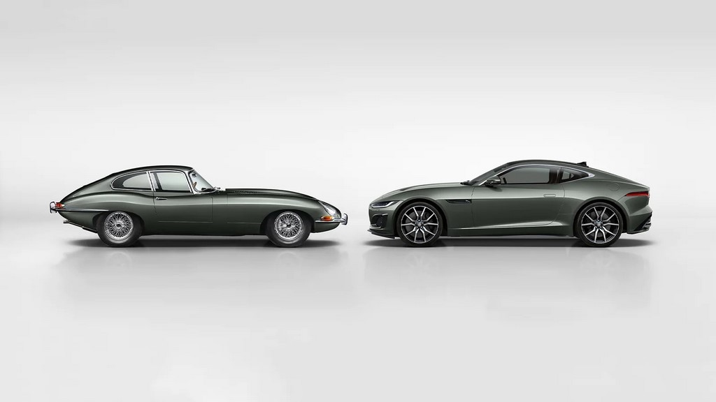 F-Type With E-Type