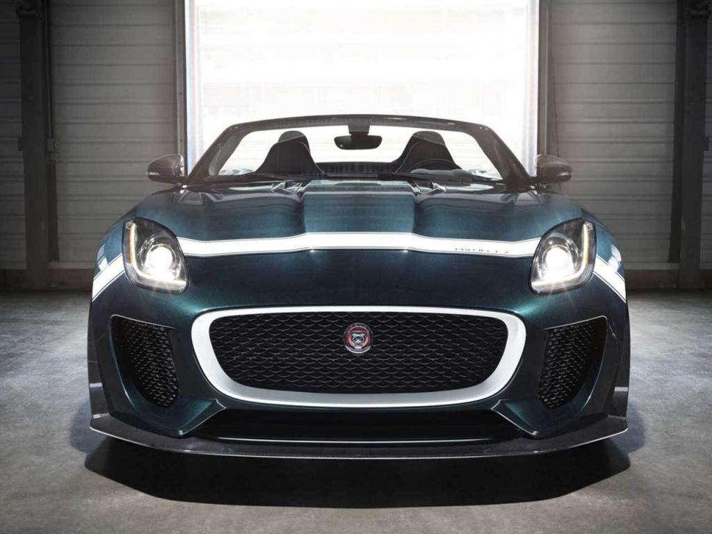 Jaguar F-Type Project 7 Grill