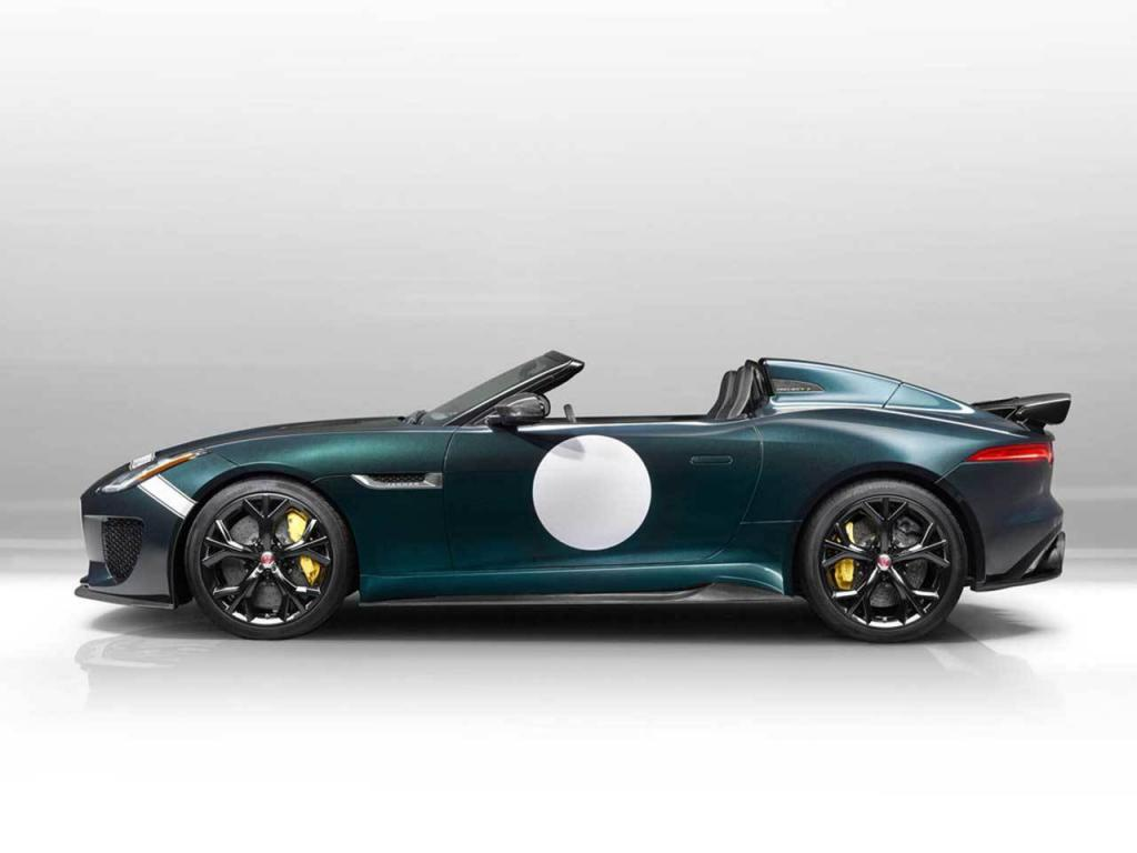Jaguar F-Type Project 7 Production Version