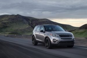 Jaguar Land Rover Discovery Sport