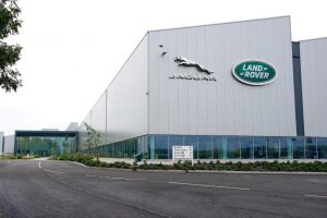 Jaguar Land Rover Engine Plant UK