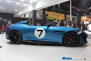 Jaguar Project 7 Side