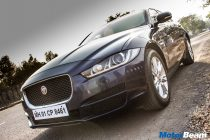 Jaguar XE Diesel Test Drive Review