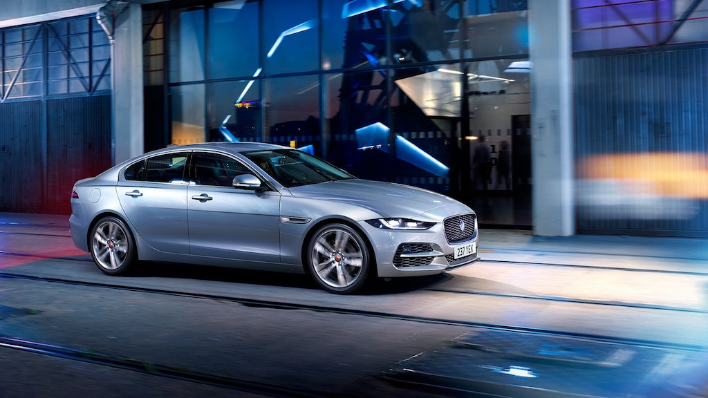 Jaguar XE Facelift Features