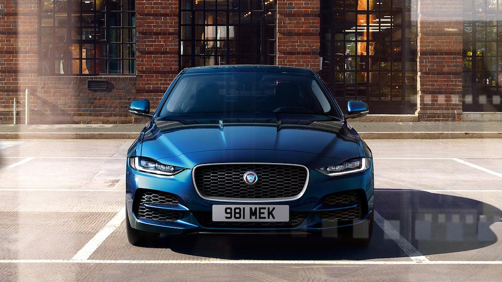 Jaguar XE Facelift Price