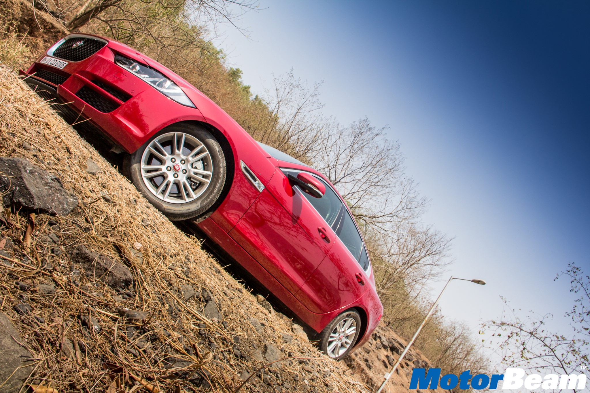 Jaguar XE Test Drive Review