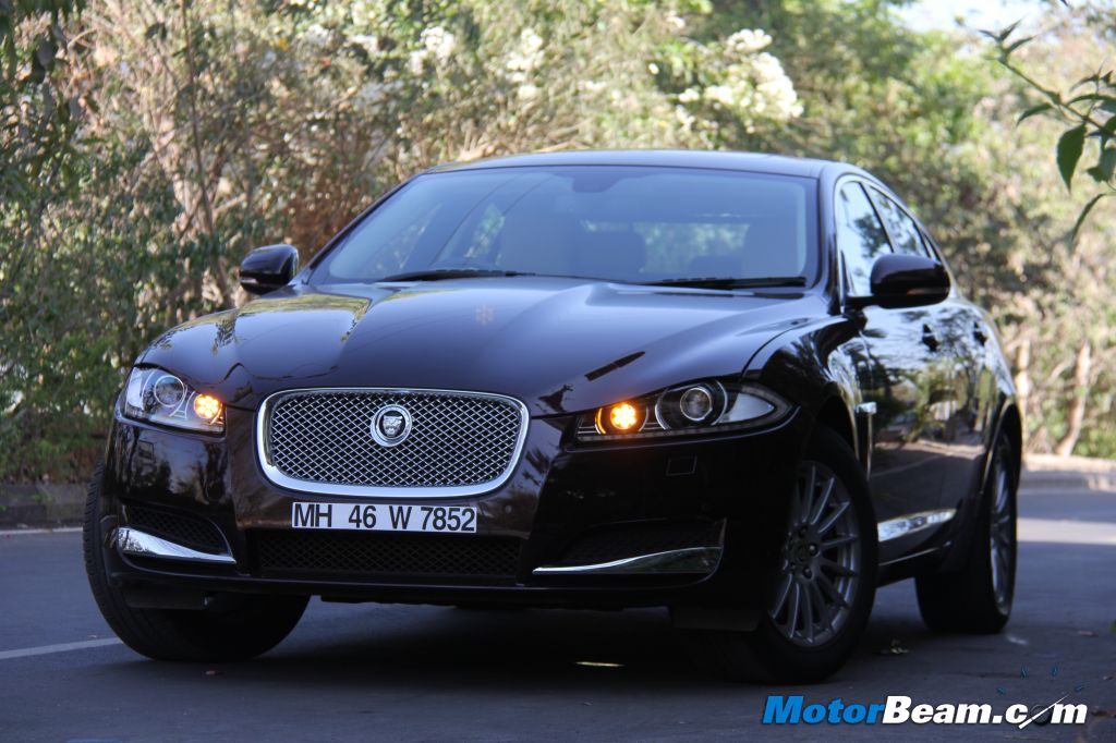 Jaguar XF 2.2L sel Executive Edition Launched In India