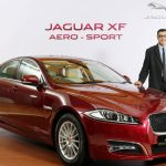 Jaguar XF Aero-Sport Launch