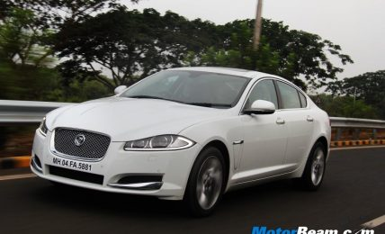 Jaguar XF Video Review