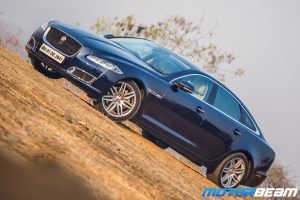 Jaguar XJ50 Review