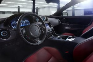 Jaguar XJR Interiors