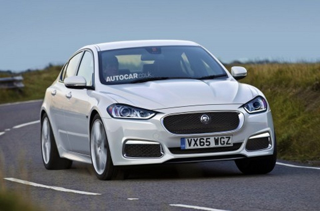 Jaguar To Launch Four Crucial New Cars By 2018
