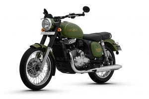 Jawa Forty Two Details
