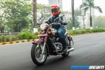 Jawa Standard Test Ride Review