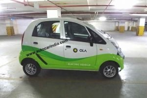 Jayem Neo EV Spied In India, Based On Tata Nano