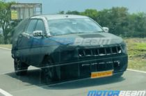 Jeep Commander Spotted