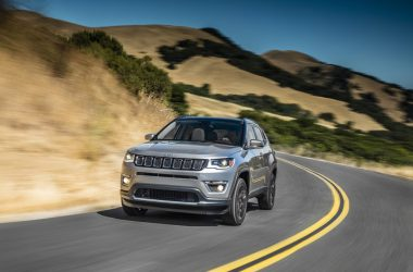Jeep Compass India Unveil On 12th April