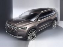 Jeep Compass 7-Seater Unveil