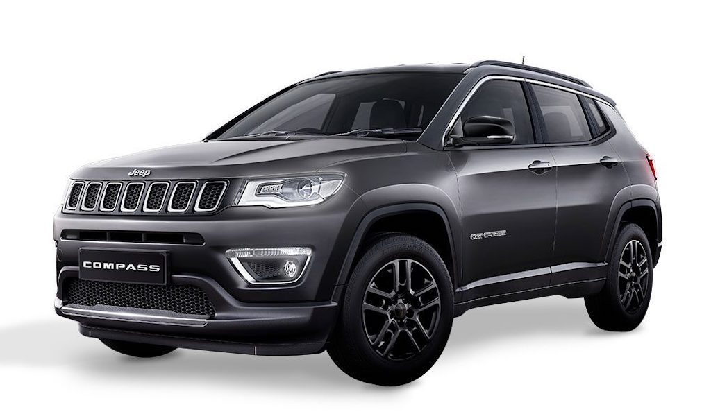 Jeep Compass Black Pack Edition