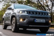 Jeep Compass Diesel AT Review Test Drive