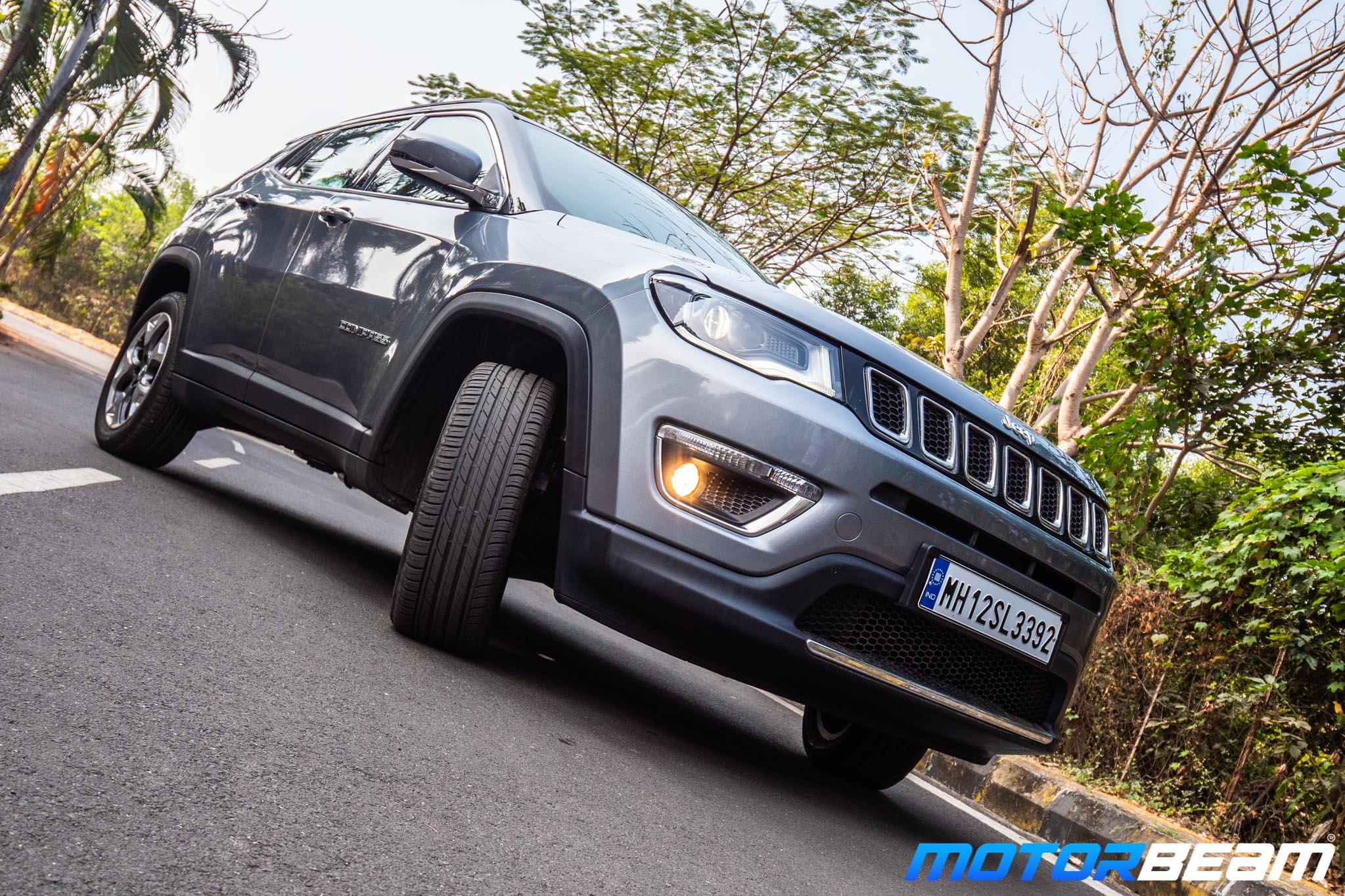 Jeep Compass Diesel AT Review