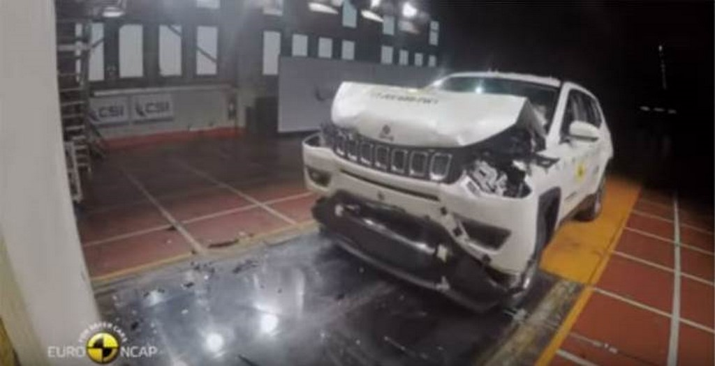 Jeep Compass Euro NCAP Crash Tests