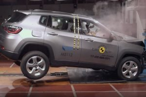 Jeep Compass Euro NCAP Rating