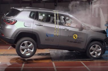Jeep Compass Euro NCAP Score Is 5 Stars [Video]