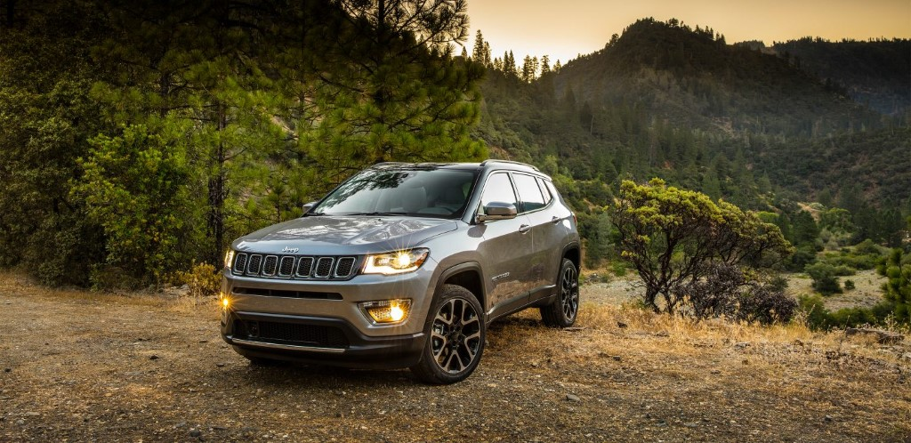 Jeep Compass India Price