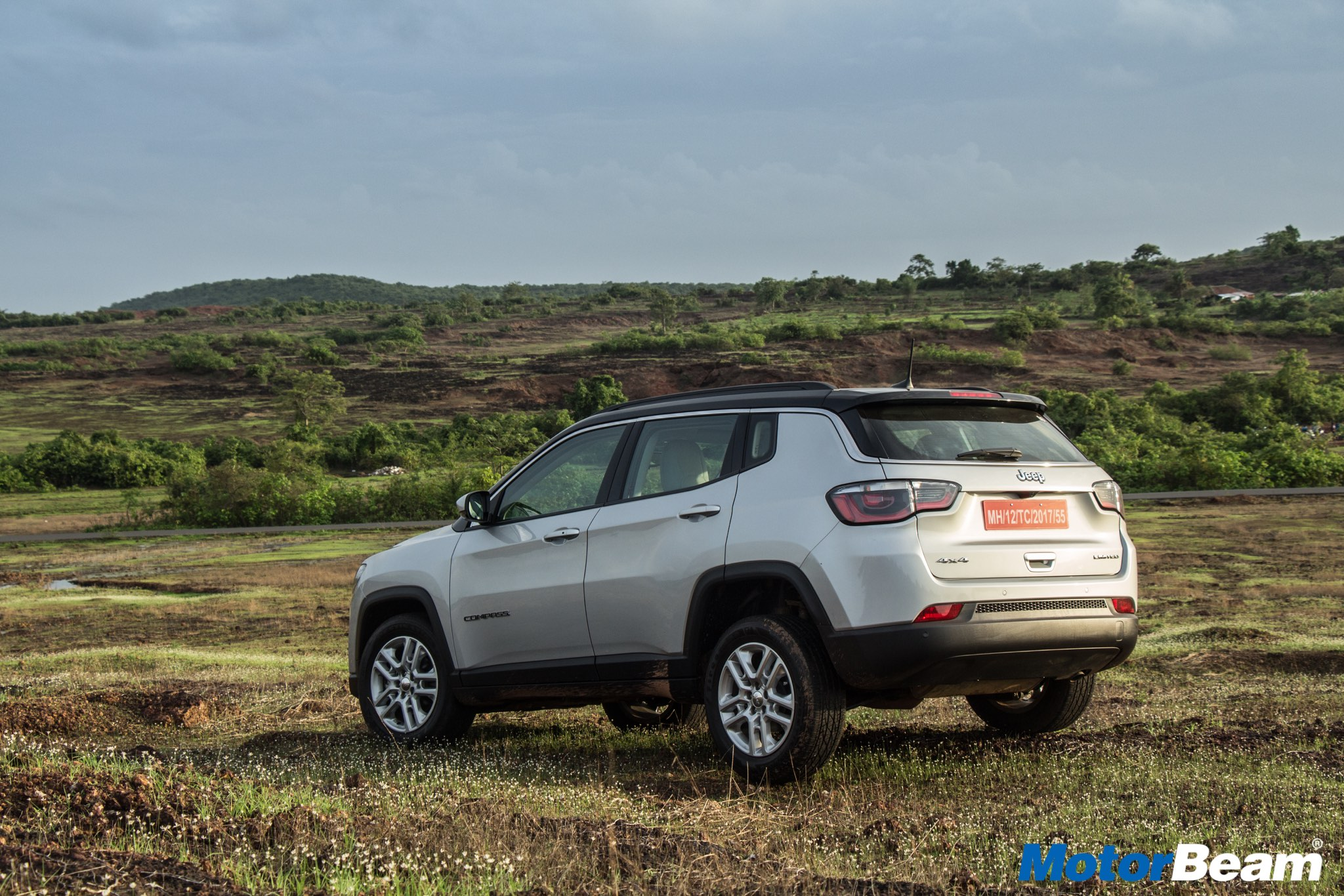 Jeep Compass Made In India
