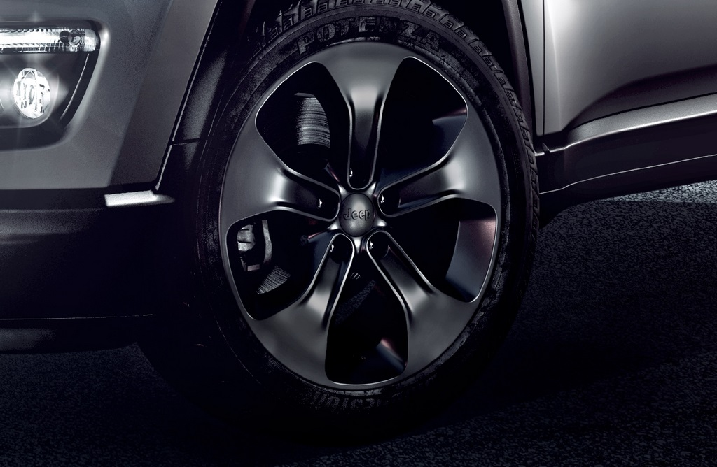 New black alloys of the limited edition
