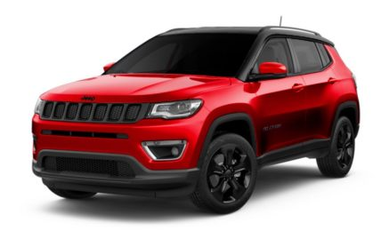 Jeep Compass Night Eagle Exotica Red