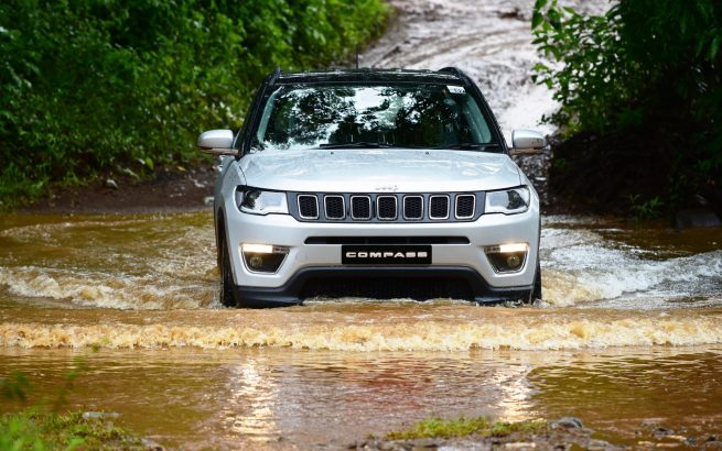 Jeep Compass Off-Road Capabilities