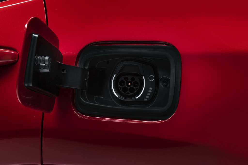 Jeep Compass PHEV Charging Module