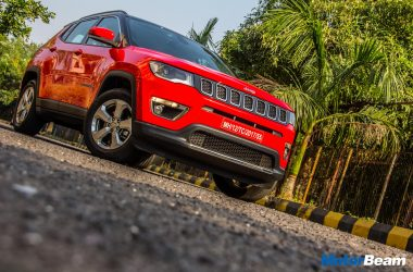 Jeep Compass Petrol Image Gallery