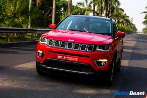 Jeep Compass Petrol Review Test Drive