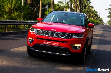 Jeep Compass Petrol Test Drive Review