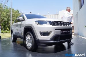 Jeep Compass Price