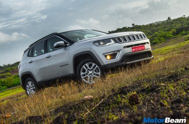2017 Jeep Compass Video Review