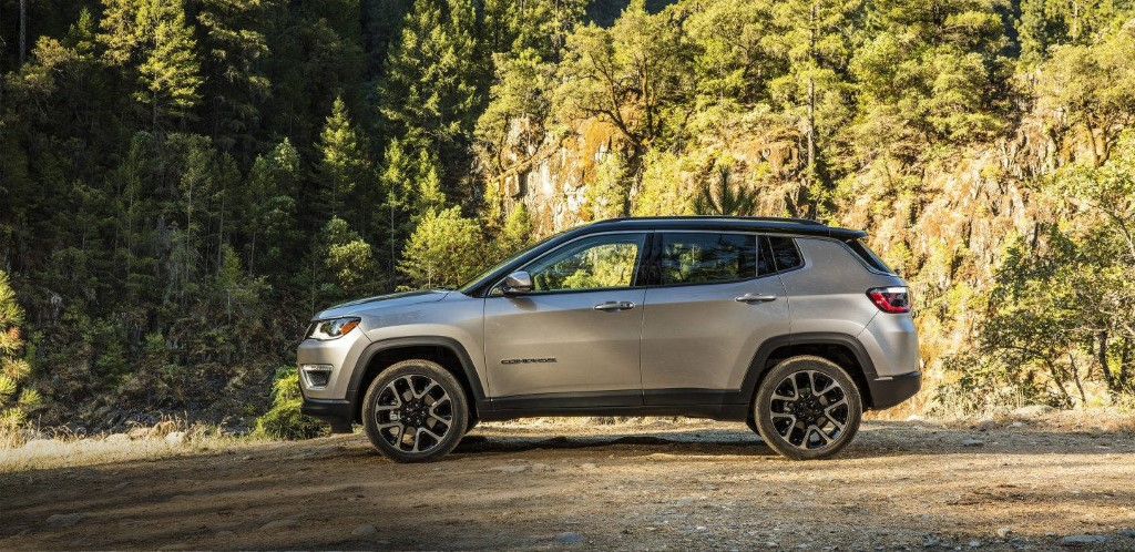 Jeep Compass Rivals