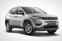 Jeep Compass Sport Plus Front
