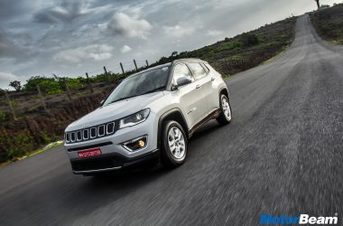 Jeep Compass Bookings Touch 10,000 Units, Production Increased