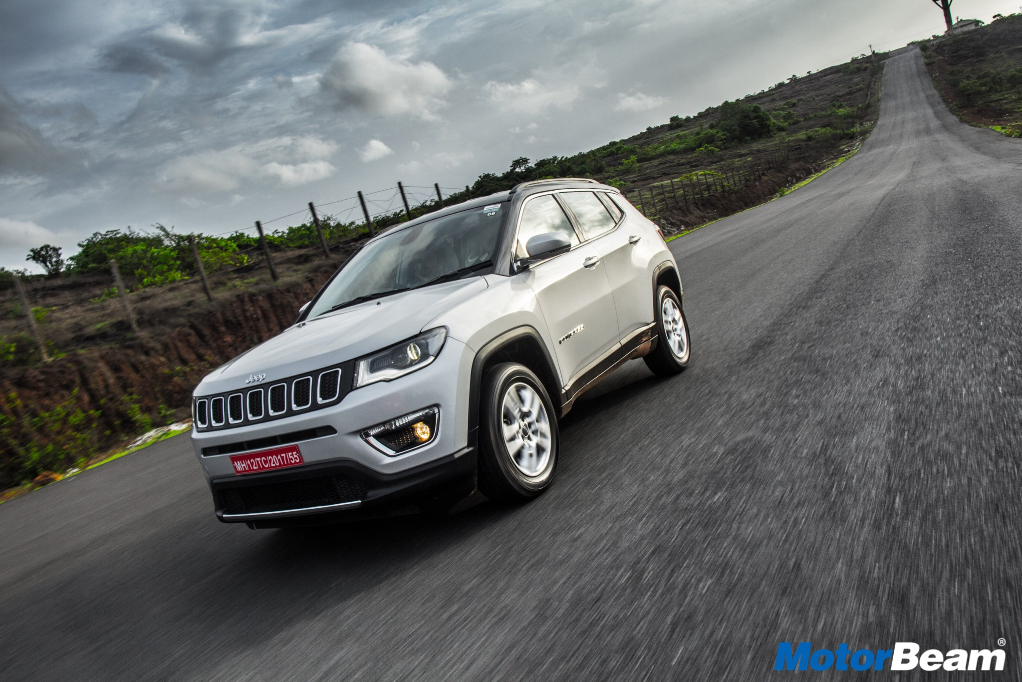 Jeep Compass Test Drive