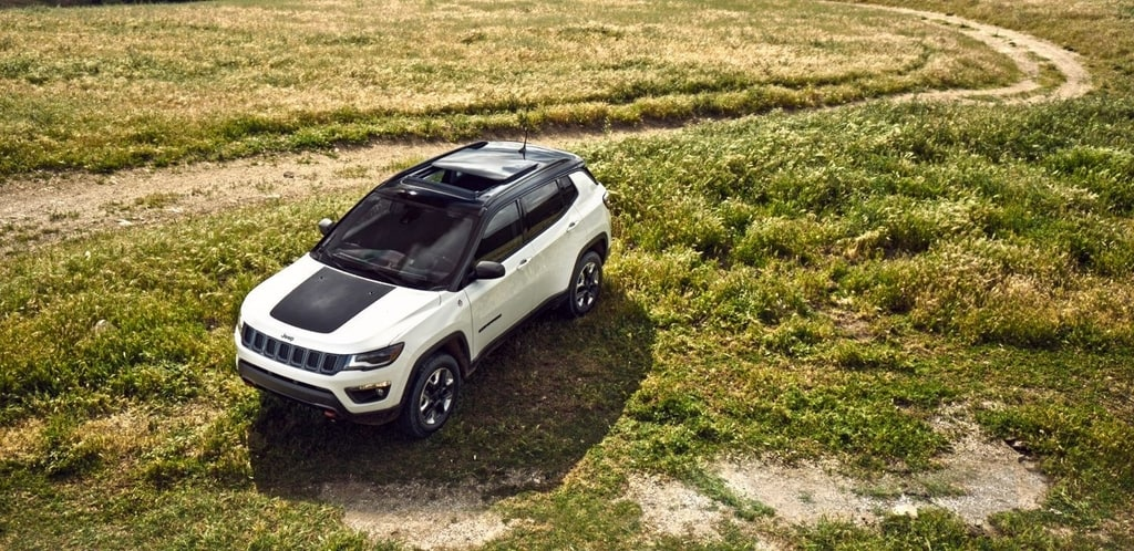 Jeep Compass Trailhawk Exterior