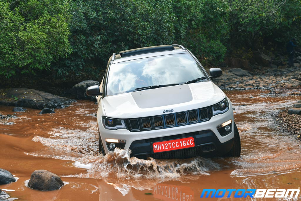 Jeep Compass Trailhawk Review Drive
