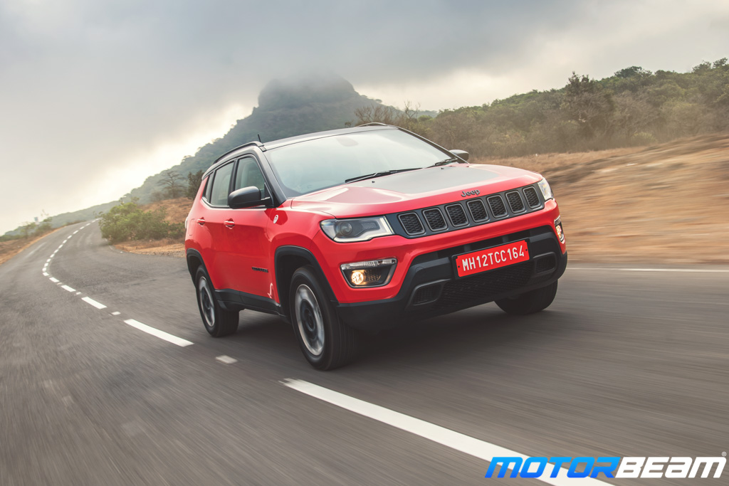 Jeep Compass Trailhawk Review Test Drive