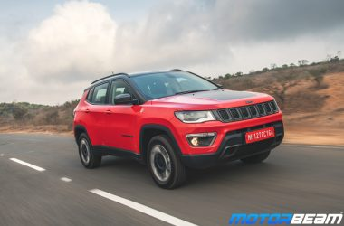 Jeep Compass Trailhawk Video Review