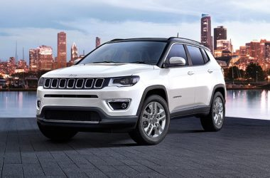 Jeep Compass - White